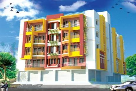 2 BHK Multistorey Apartment for Sale in Akashdeep at Sodepur-Image