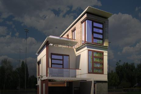 3 BHK Villa in Common Wealth at Whitefield-Image