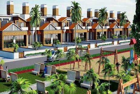 Residential Plot in Dreamsity at Virar-Image