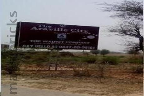 Residential Plot in The Araville City at NH-8-Image