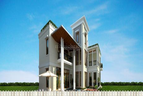 3 BHK Residential House in Ensaara Metropark at Pipla-Image