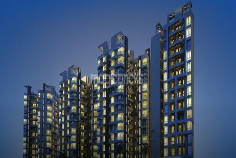 2 BHK Multistorey Apartment in Puraniks Abitante at Bavdhan-Image