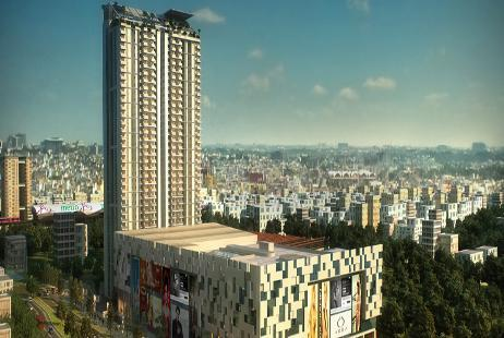 4 BHK Multistorey Apartment in Sobha Indraprastha at Rajajinagar-Image