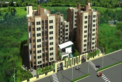 2 BHK Multistorey Apartment in Welworth Paradise at Baner-Image