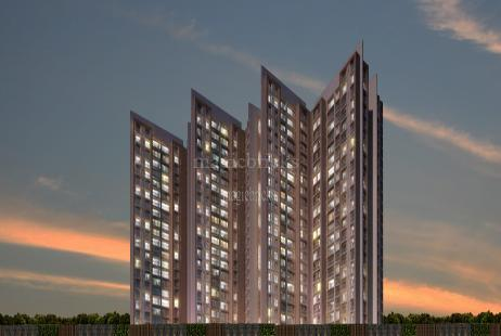 1 BHK Multistorey Apartment for Sale in Runwal Desire at Shilphata-Image