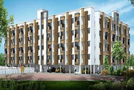 2 BHK Multistorey Apartment in VGN Royale at Avadi-Image