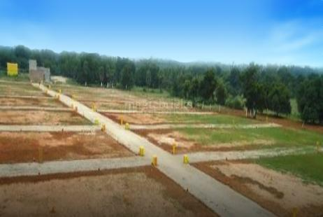 Residential Plot in IT Express Highway City at Old Mahabalipuram Road-Image