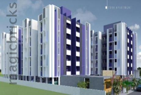 2 BHK Multistorey Apartment for Sale in Pearl 100 at Chandkheda-Image