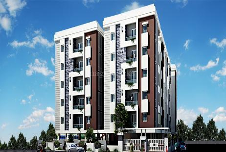 3 BHK Multistorey Apartment in Pride at Madhapur-Image