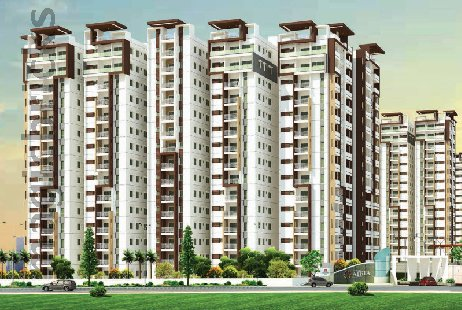 Rajapushpa Atria - New Project