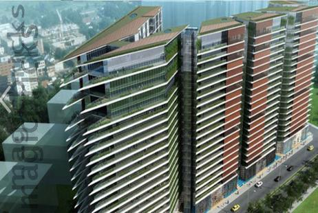 Rustomjee Elements - New Project