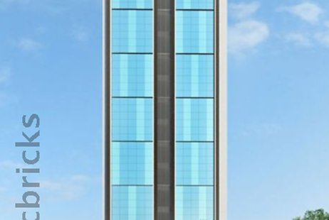 Commercial Office Space in Sheth Corporate Tower at Ellisbridge-Image