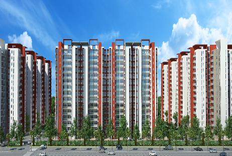 2 BHK Multistorey Apartment in Project BBD Green City at Faizabad Road-Image