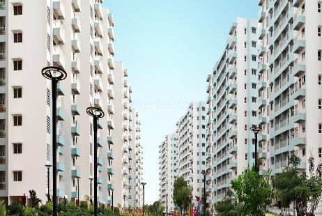 2 BHK Multistorey Apartment in Godrej Garden City at SG Highway-Image