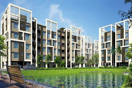2 BHK Residential House in Atri Green Residency at Malancha Mahi Nagar-Image