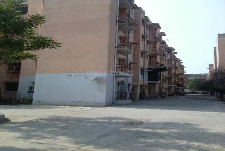 2 BHK Multistorey Apartment in DDA LIG Pocket B2 at Lok Nayak Puram, Bakkarwala-Image