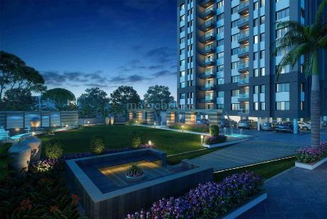 2 BHK Multistorey Apartment for Sale in Sangani Skyz at Vasna-Bhayli Road-Image