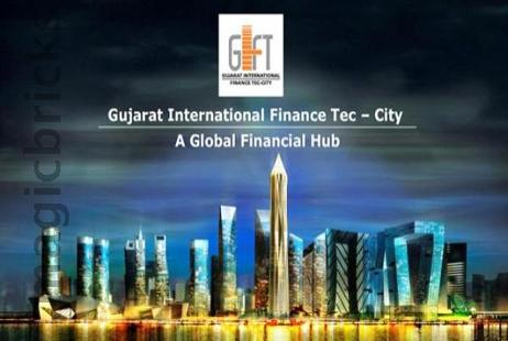 Commercial Office Space in World Trade Center Gift City at Gandhinagar Rd-Image