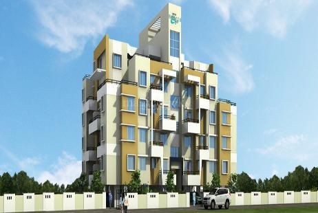 1 BHK Multistorey Apartment in Emerald at Wakad, Pimpri Chinchwad-Image