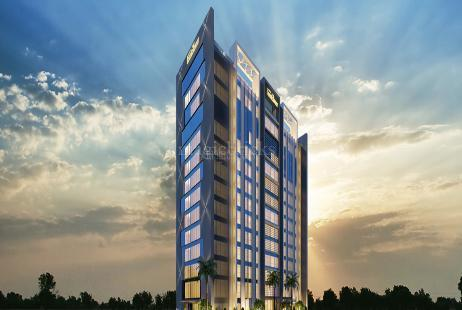 Commercial Office Space in Iconic Tower at SG Highway-Image