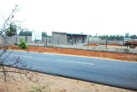 Residential Plot in Sunshine Gardenia at Devanahalli-Image