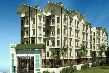 2 BHK Multistorey Apartment in Venkat Wings Royal at Yelahanka-Image