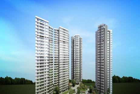 2 BHK Multistorey Apartment in Emerald Isle at Powai-Image