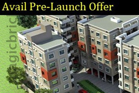 3 BHK Multistorey Apartment in Green Residency at Kaikhali-Image