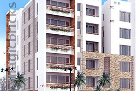 3 BHK Multistorey Apartment in Lore Asvasidh Towers at Kondapur-Image