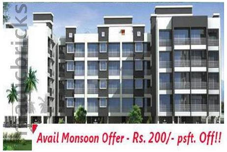 1 BHK Multistorey Apartment for Sale in Hillview Homes at New Panvel-Image