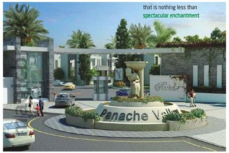 Residential Plot in Panache Valley at Sahastradhara Rd-Image