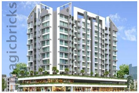 2 BHK Multistorey Apartment for Sale in Tulsi Harmony at New Panvel-Image